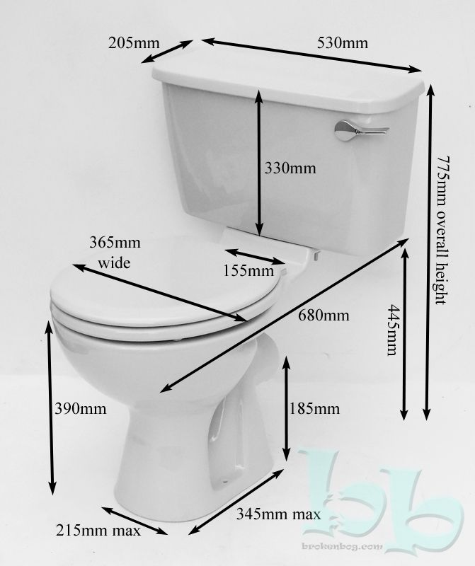 Jade Green Toilet Pan And Cistern Close Coupled